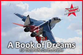 A Book of Dreams Adventure Catalog 2018