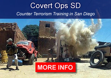 Covert Ops San Diego