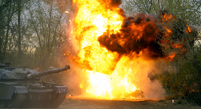 Incredible Adventures worked with one of the country's top explosive experts to blow up a car for a special video shoot.
