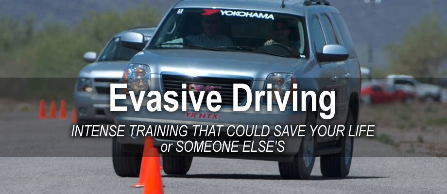 Advanced Evasive Driving & Executive Protection Driving Skills Training Course in Arizona