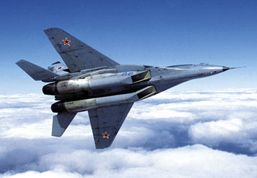 Fly the Legendary MiG-29 Over Russia! Flights in the MiG-29, MiG-21, MiG-31 and other Russian fighter jets at Sokol airbase in Nizhny Novgorod Russia