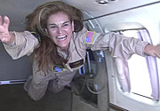Space Adventures: Experience zero-gravity (microgravity weightlessness