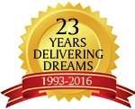 23 Years Delivering Dreams