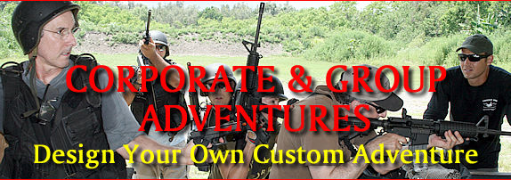 Corporate & Group Adventures. Design your own custom adventure suited to the needs of your group.