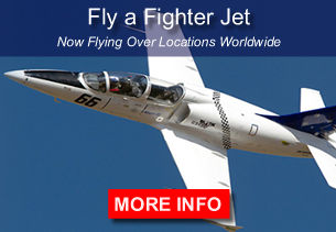 L-39 Albatros Flights Fly a Fighter Jet
