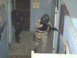 Urban Ops Hostage Rescue Team Seattle