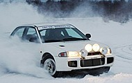 Learn Arctic Ice Driving from Professionals in Finland