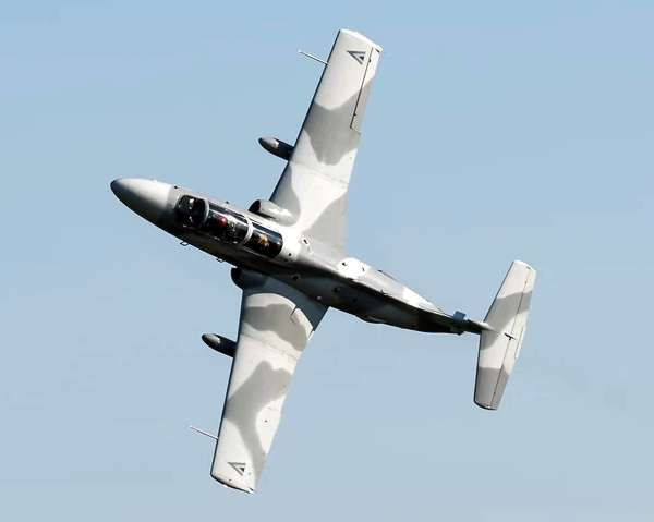 You can fly the L-29 Delfin over Canada. Available in Ottawa, Toronto and Montreal.