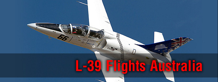 Fly the L-39 Albatros jet warbird over Australia