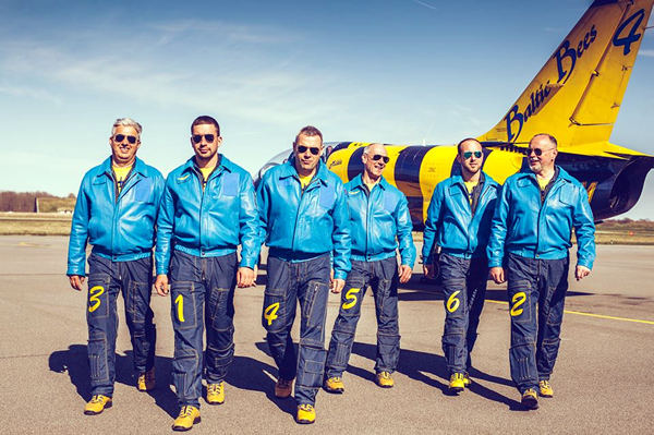 Elite Jet Team Baltic Bees