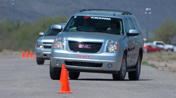 Evasive Driving & Executive Protection skills