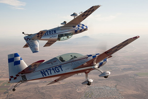 Air Combat AZ - aerial combat over Arizona for individuals, pairs or small groups.