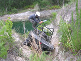 Your ATV goes ALMOST anywhere!