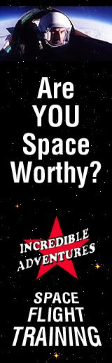 Are YOU Space Worthy?
