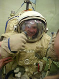 Orlan DMA Space Suit