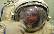 Cosmonaut training at Star City: Space Suits & Space Foods