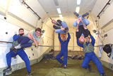 Weightless in Space!