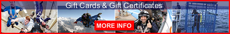 Gift Cards & Gift Certificates from Incredible Adventures